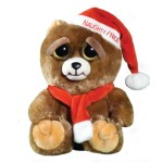 Pluszak Feisty Pets Christmas Bear