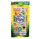 Crayola MINI Zmywalne Flamastry 14 szt.