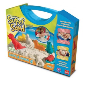 Piasek Super Sand Cats & Dogs
