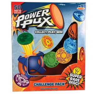 Dysk Power Pux Challenge Pack