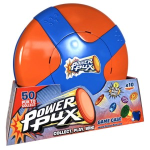Dysk Power Pux Game Case